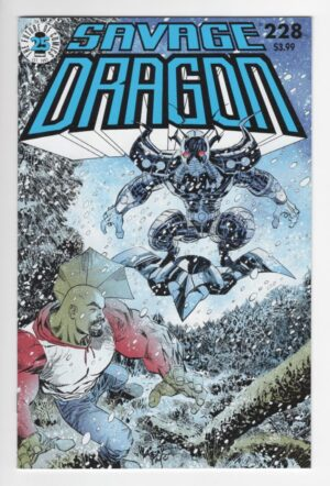 Savage Dragon 228—Front Cover