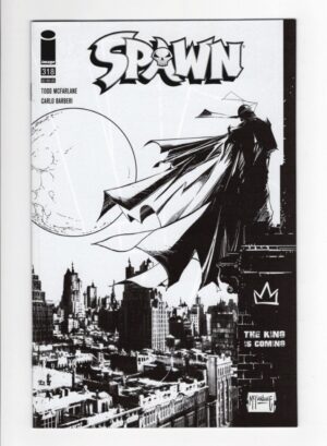 Spawn 318 (Cover D)—Front Cover
