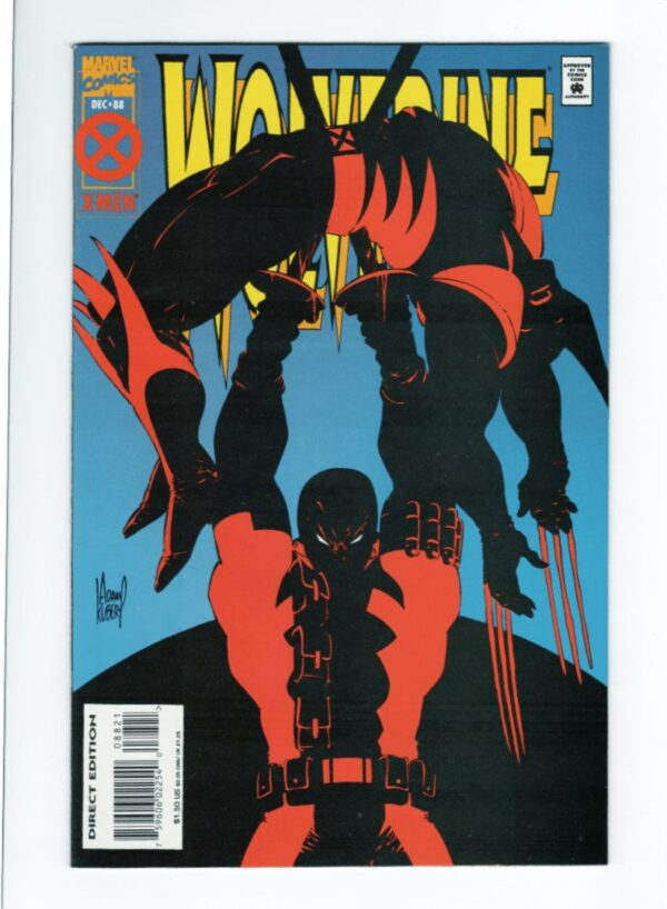 Wolverine 88—Front Cover