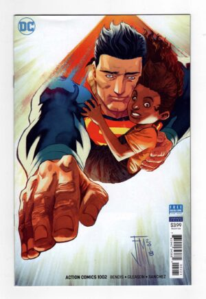 Action Comics 1002—Front Cover