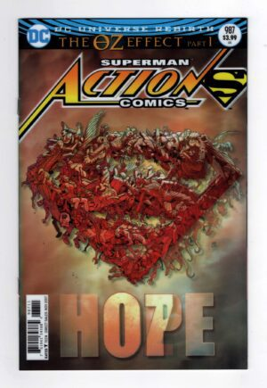 Action Comics 987—Front Cover