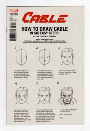 Cable 150b—Front Cover