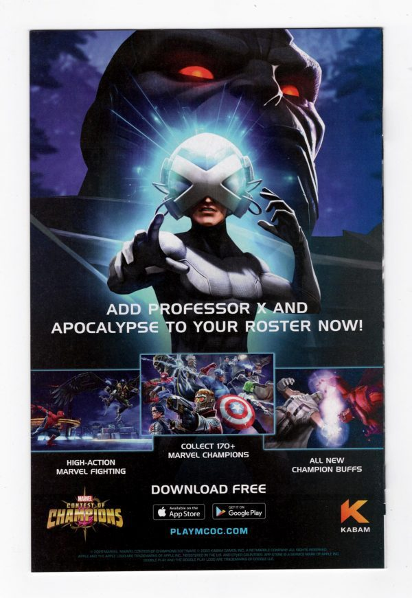 Cable 4—Back Cover