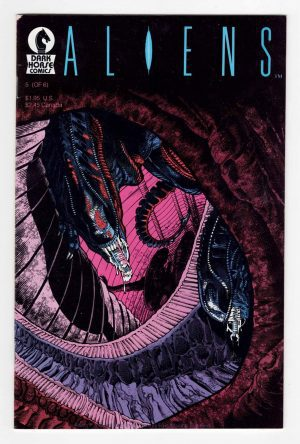Aliens (1989) 5—Front Cover