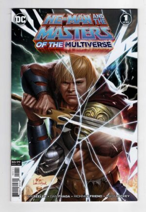 He-Man and the Masters of the Multiverse 1—Front Cover