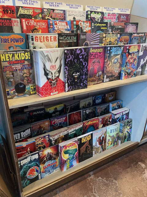 New Releases This Week | Ash Avenue Comics | Marvel Comics New Releases This Week