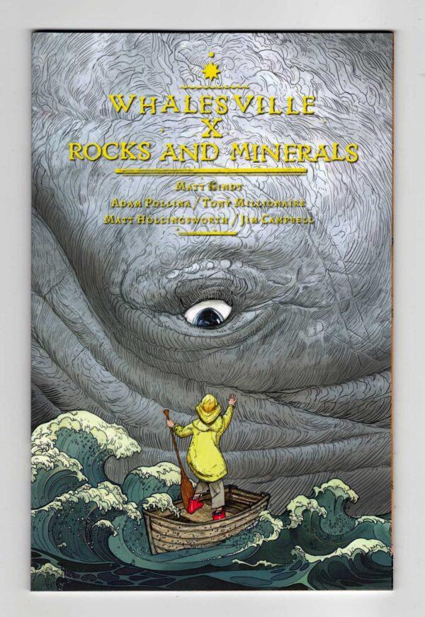 Whalesville x Rocks and Minerals 1—Front Cover