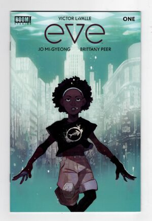 Eve 1—Front Cover