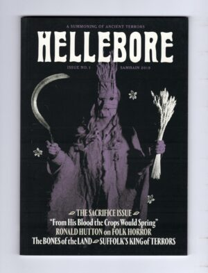 Hellebore 1—Front Cover