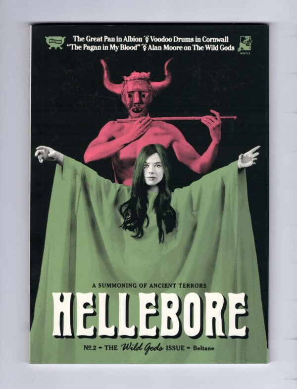 Hellebore 2—Front Cover