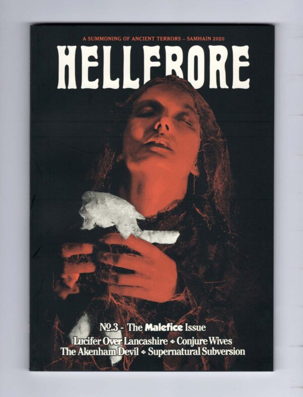 Hellebore 3—Front Cover