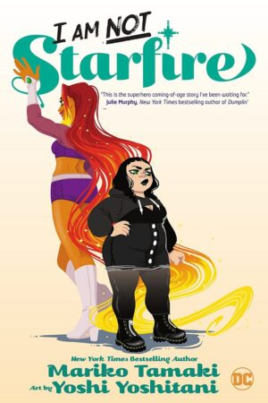 I Am Not Starfire—Front Cover