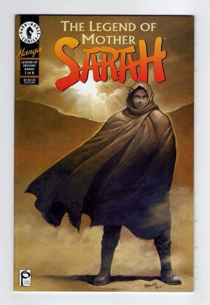 Legend of Mother Sarah 1—Front Cover