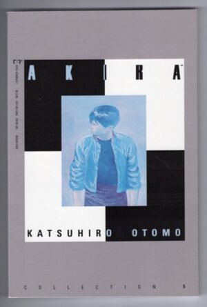 Akira Collection 5—Front Cover