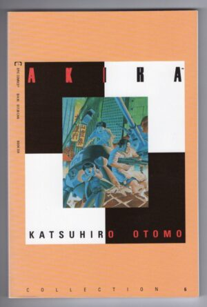 Akira Collection 6—Front Cover