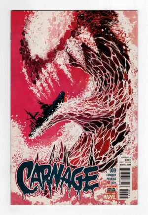 Carnage 9—Front Cover