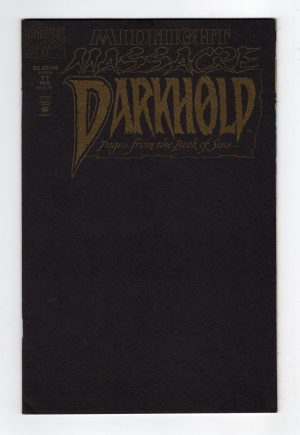 Darkhold 11—Front Cover