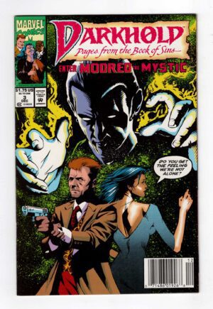Darkhold 2—Front Cover