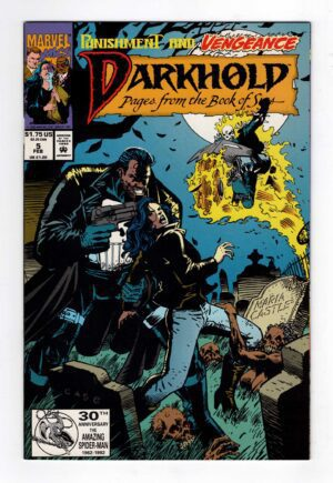 Darkhold 5—Front Cover
