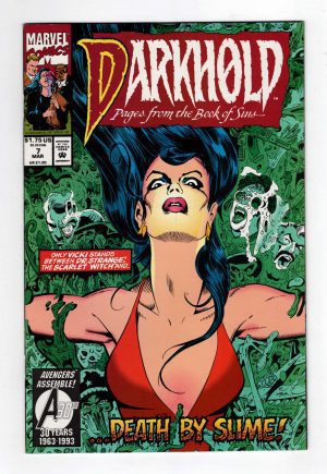 Darkhold 7—Front Cover