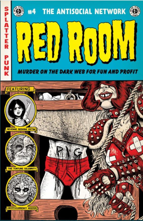 Red Room 4 | Red Room comic