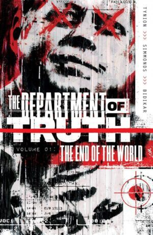 The Department of Truth, Vol. 1—Front Cover
